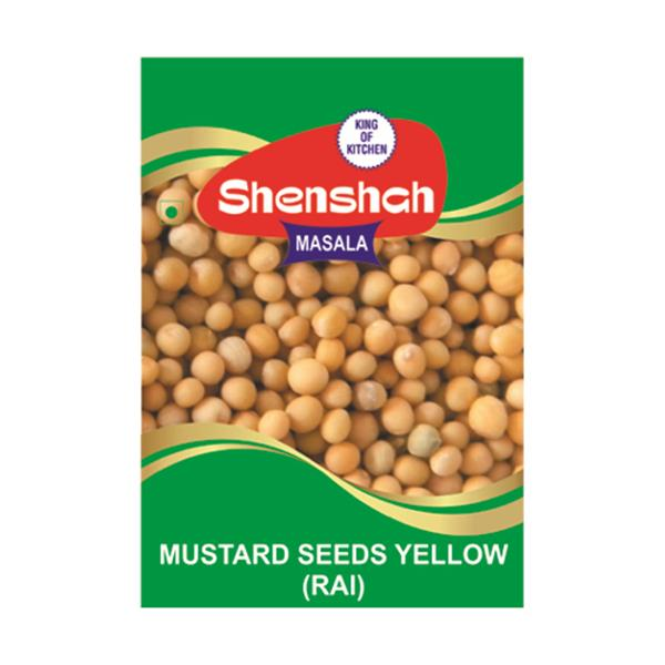 Mustard Seeds Yellow (Rai)