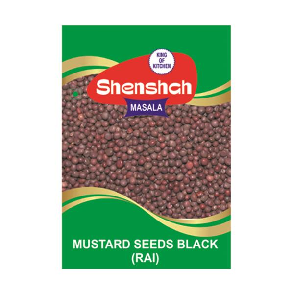 Mustard Seeds Black (Rai)